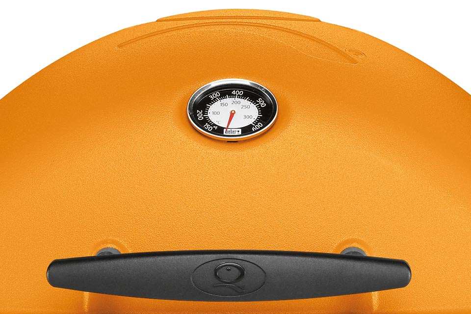 Thermometer Barbecue Weber