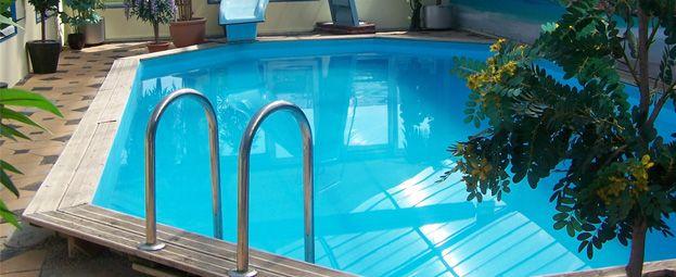 Direct door naar al onze zwembaden!