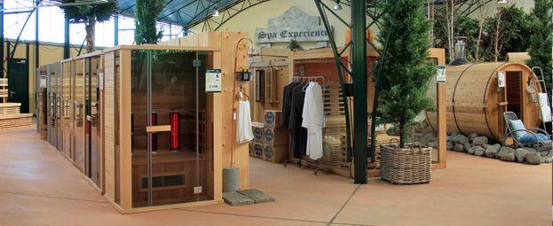 Direct door naar al onze sauna's!