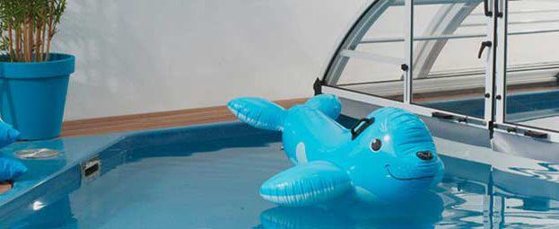 Direct door naar al onze opblaasbare zwembaden!