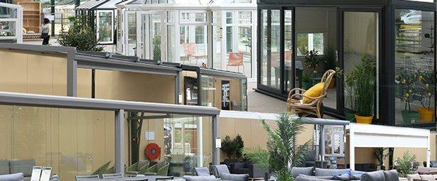 Grootste Veranda showroom van Nederland!