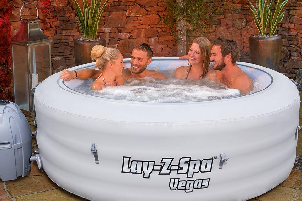 Lay-Z Spa Bestway Vegas