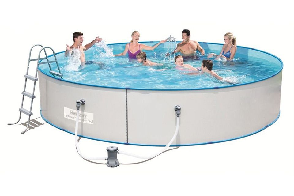 Zwembad Hydrium Splasher 460x90