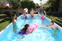 Bestway Opbouwzwembaden