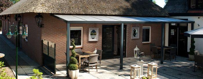 De mooiste Veranda's Showroom van Nederland!