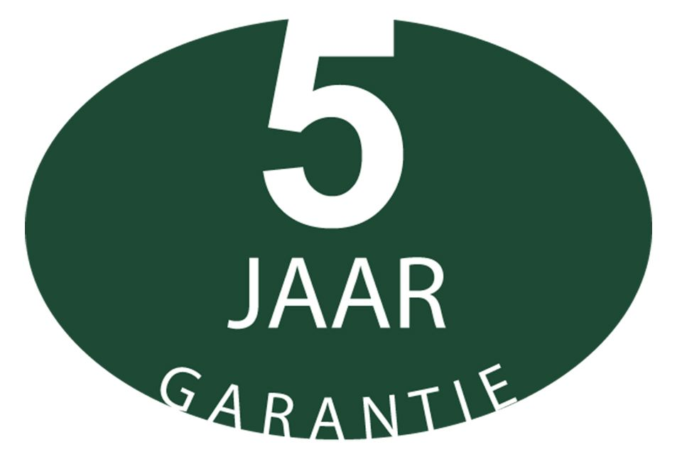 Blokhut 5 Jaar Garantie