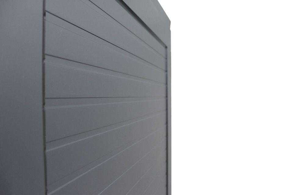 Mooie design profilering voor blokhut/tuinhuis deuren