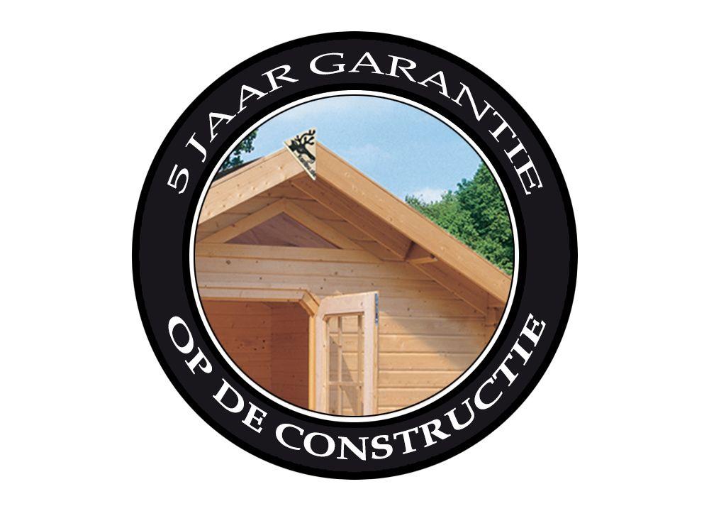 Karibu Blokhutten/Tuinhuisjes garantie