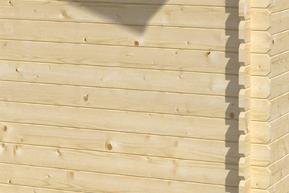 1e kwaliteit Zweeds geselecteerd vurenhout