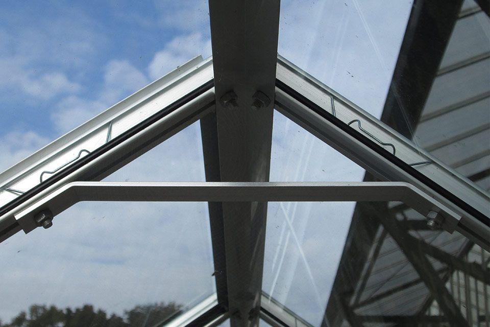 versteviging in dakconstructie