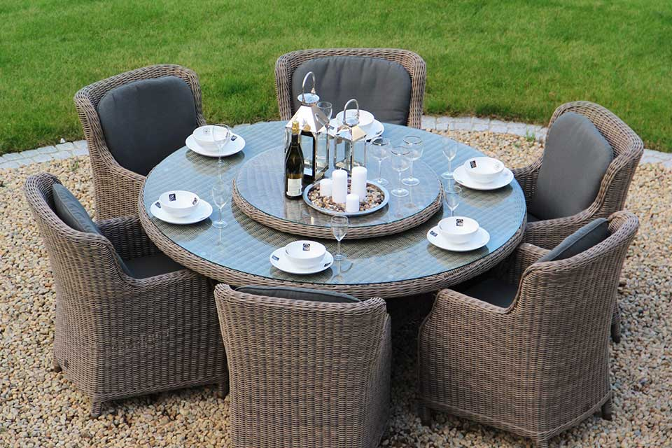 Tuinset Brighton | Wicker | 4 Seasons Outdoor!