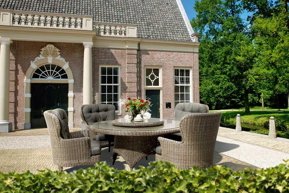 Tuinset Buckingham Victoria 170 cm - 4 Seasons Outdoor!
