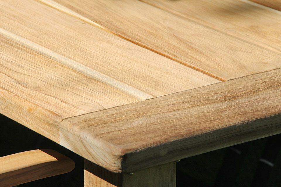 Tuintafel Casa Teakhout | 4 Seasons Outdoor!