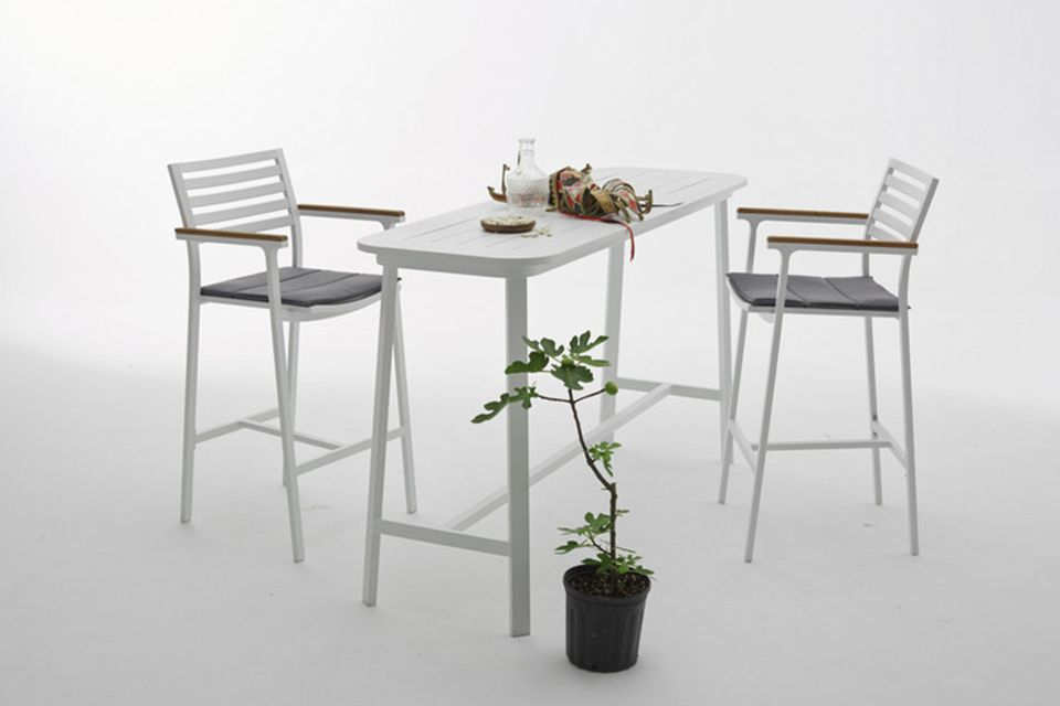 Klara Loungeset   Aluminium   Fonteyn Collectie!