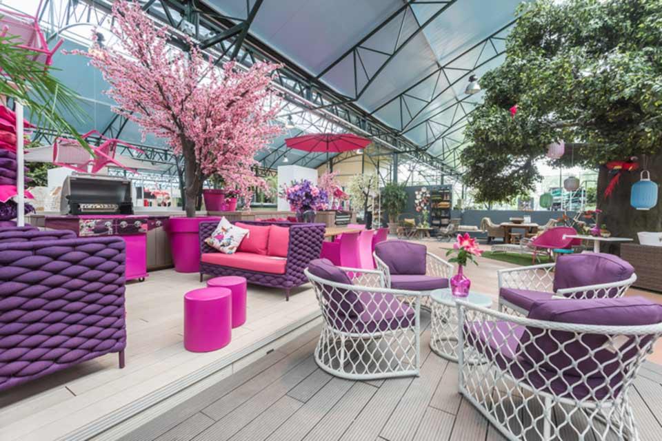 Fonteyn voor een uitgebreid assortiment 4 Seasons Outdoor loungesets