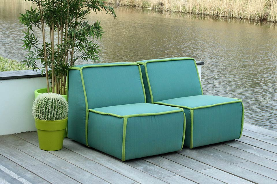 Salsa Loungestoel Element - Persoon Outdoor Living!