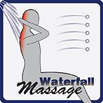 Waterval massage™