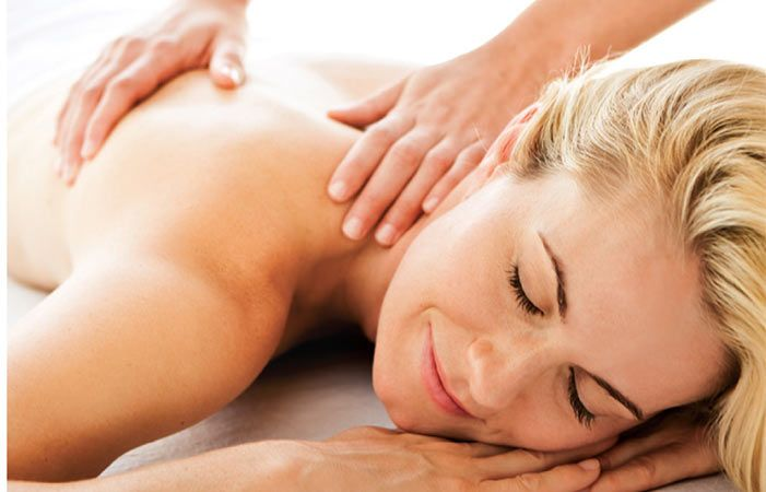 Pleasing Massage: Fonteyn Spas!